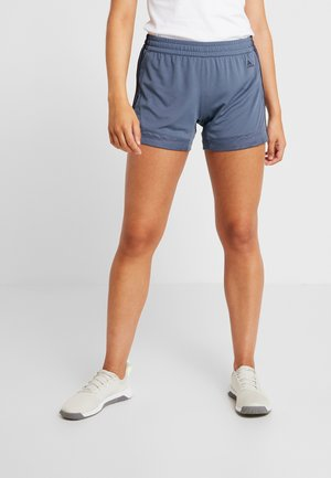 SHORT - Sports shorts - tech ink/black