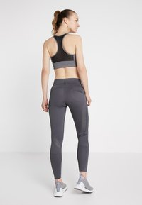 adidas by Stella McCartney - ESSENTIALS SPORT WORKOUT LEGGINGS - Legging - grey five - 2