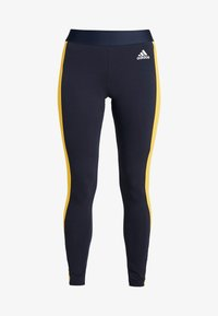 adidas Performance - SID - Collants - legend ink/active gold - 3