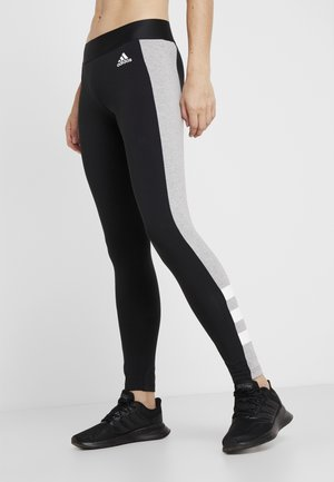 SID - Legging - black/medium grey heather
