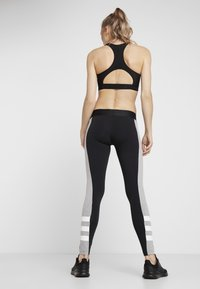 adidas Performance - SID - Tights - black/medium grey heather - 2