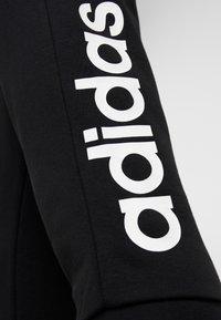 adidas Performance - Pantaloncini 3/4 - black/white - 5