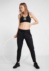 adidas Performance - D2M S F K  3S L - Pantaloni sportivi - black - 1