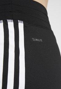 adidas Performance - D2M S F K  3S L - Pantaloni sportivi - black - 5