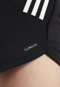 adidas Performance - Sports shorts - black - 5