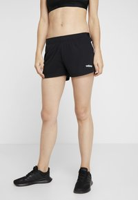 adidas Performance - Sports shorts - black - 0