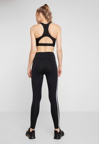 adidas Performance - Leggings - black - 2