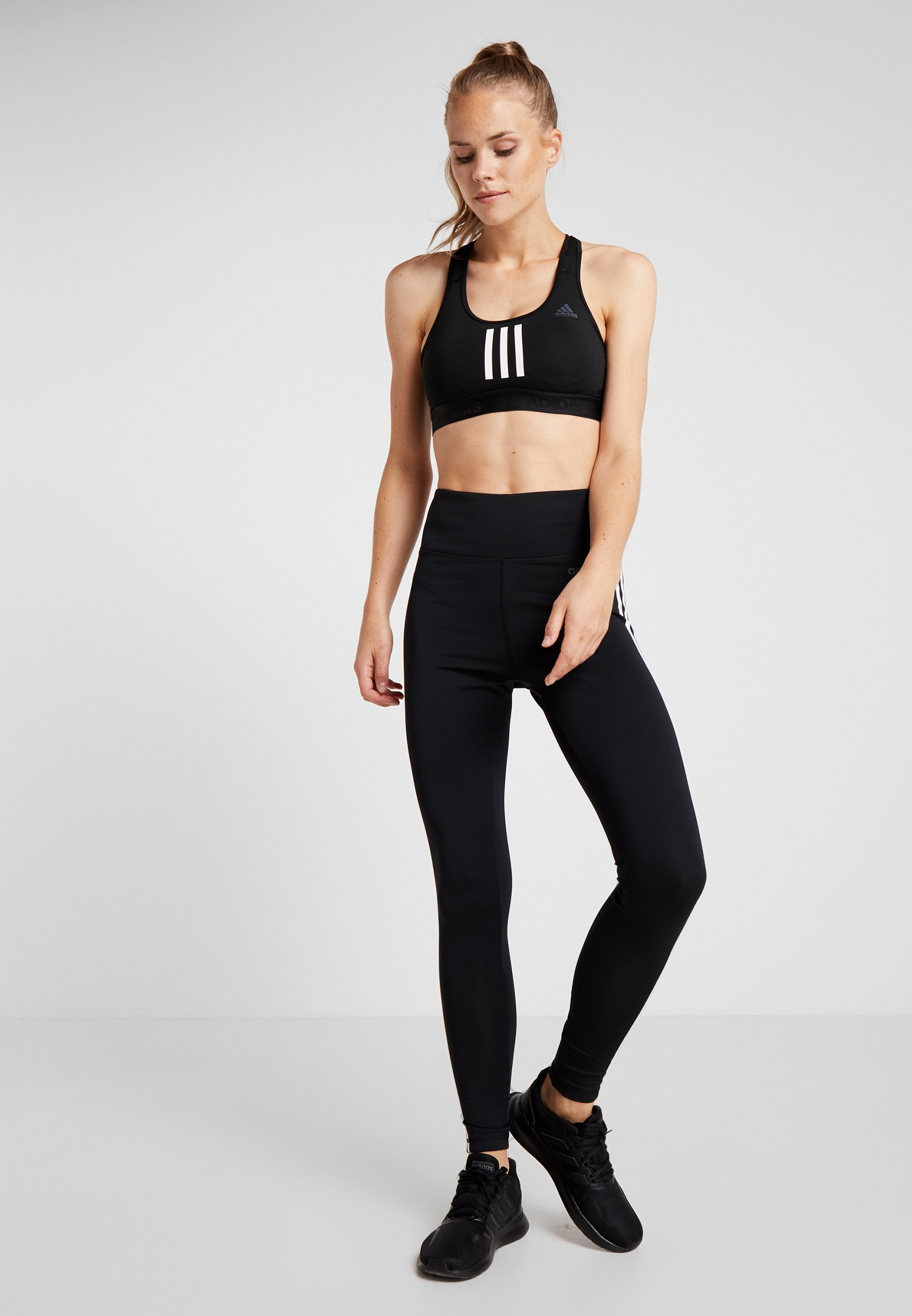 Adidas Performance Collants - Black
