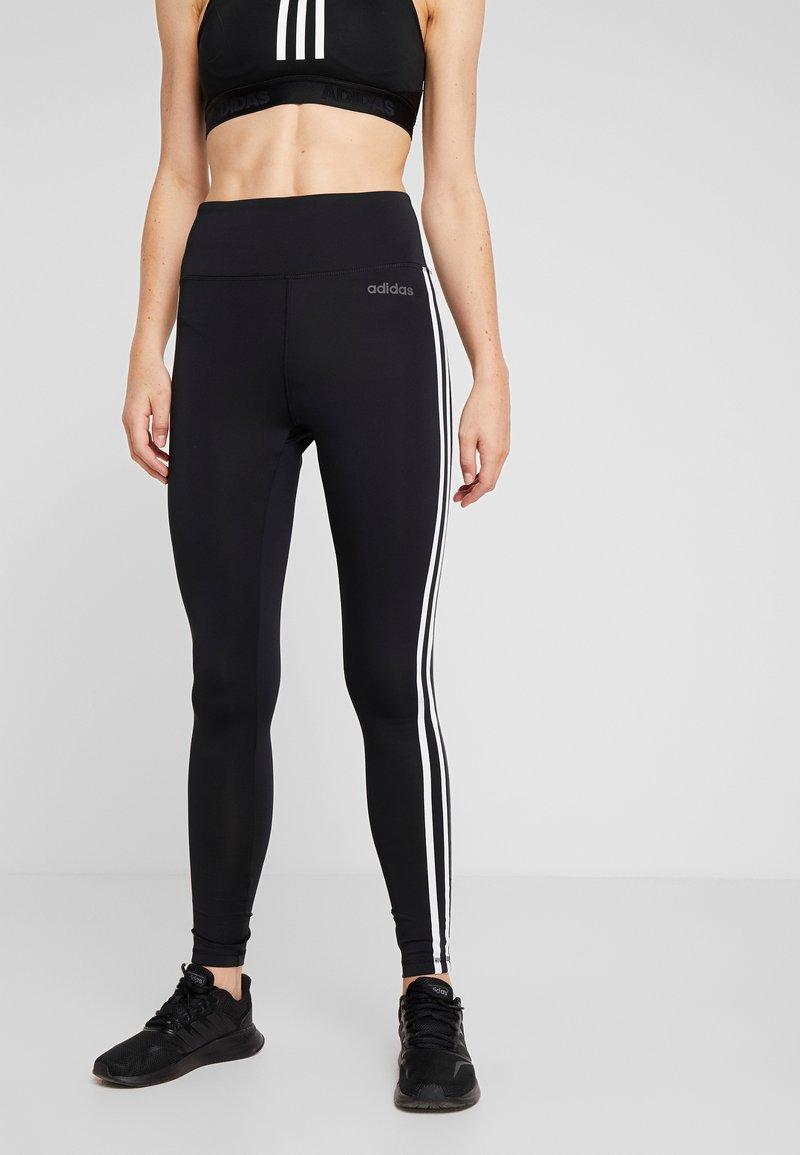 adidas Performance - Legging - black