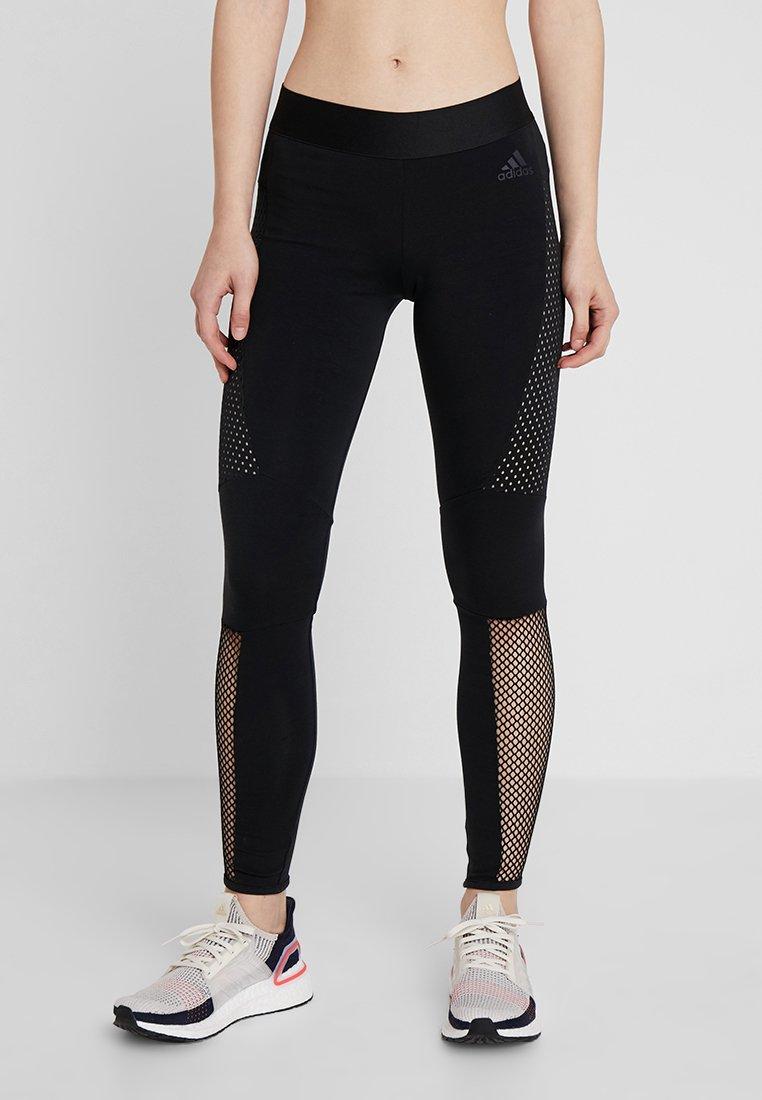adidas Performance - Collant - black