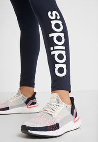 adidas Performance - LIN - Tights - legend ink/white