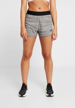 SHORT - Pantalón corto de deporte - grey