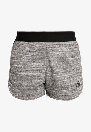 SHORT - Krótkie spodenki sportowe - grey