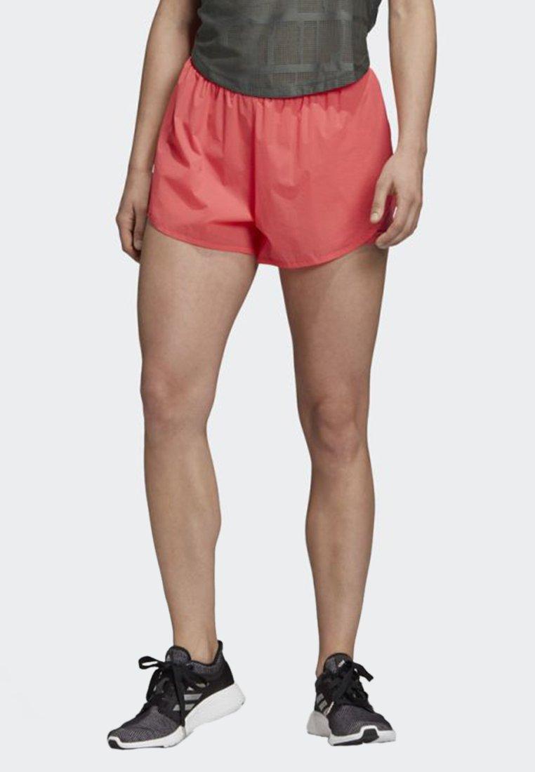adidas Performance - ADIDAS ATHLETICS PACK SHORTS - kurze Sporthose - pink