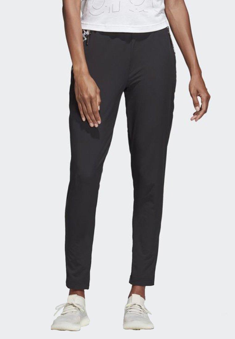 adidas Performance - ITERATION PANTS - Stoffhose - black