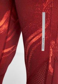 adidas Performance - OWN THE RUN - Medias - coral/dark red - 4