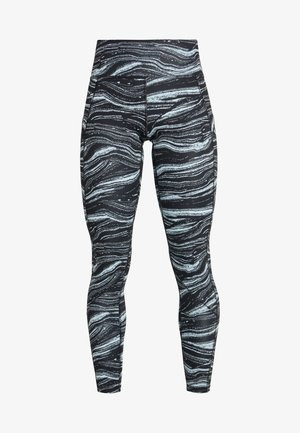SPORT CLIMALITE LEGGINGS - Tights - blue/black