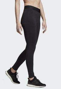 adidas Performance - Collant - black/white - 2