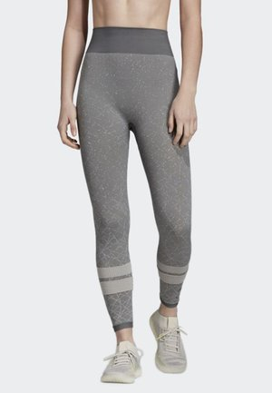 WANDERLUST SEAMLESS HIGH-RISE 7/8 TIGHTS - Leggings - gray