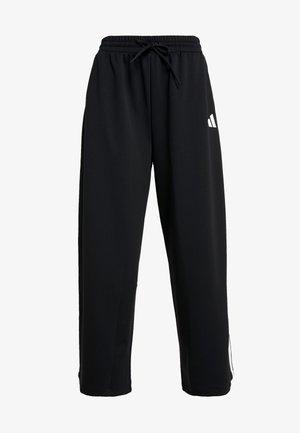 WIDE PANT - Pantaloni sportivi - black