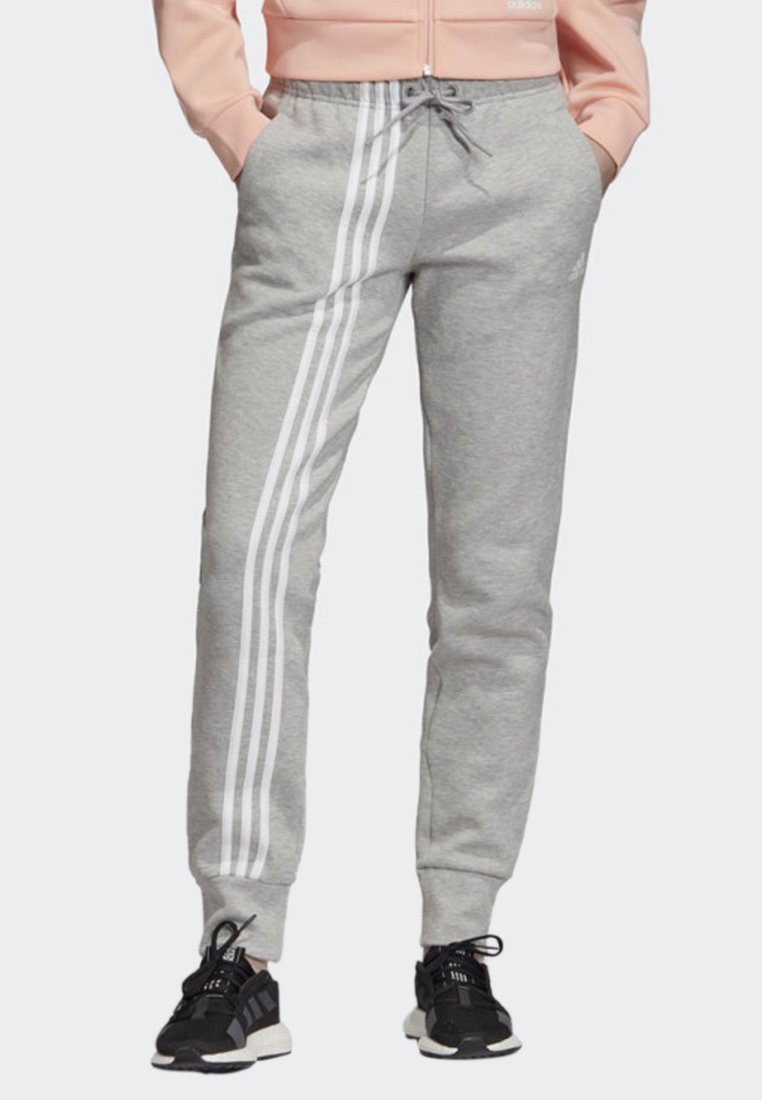 adidas Performance - MUST HAVES 3-STRIPES JOGGERS - Jogginghose - grey