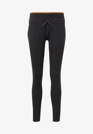 VRCT PRIMEKNIT JOGGERS - Collants - black