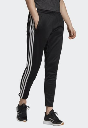 ID 3-STRIPES SNAP JOGGERS - Trousers - black
