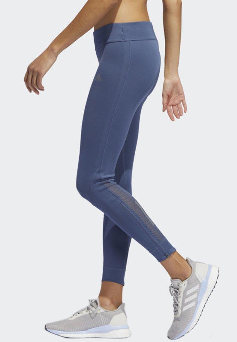 Blue LeggingsCollants Run Performance Own The Adidas rCBexWdEQo