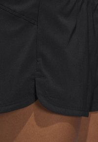 adidas Performance - TWO-IN-ONE WOVEN SHORTS - Sports shorts - black - 4