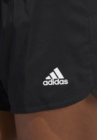 adidas Performance - TWO-IN-ONE WOVEN SHORTS - Sports shorts - black - 5