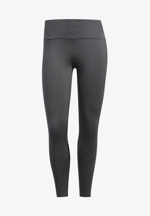 HOW WE DO 7/8 LIGHT LEGGINGS - Tights - grey