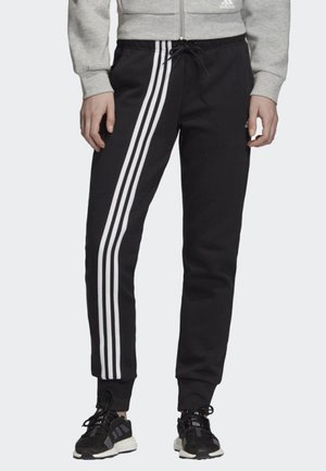 MUST HAVES 3-STRIPES JOGGERS - Trainingsbroek - black