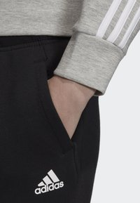 adidas Performance - MUST HAVES 3-STRIPES JOGGERS - Tracksuit bottoms - black - 2