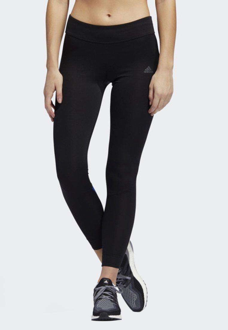 adidas Performance - Leggings - black