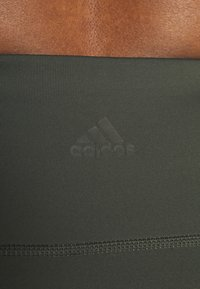 adidas Performance - Collant - legend earth - 4