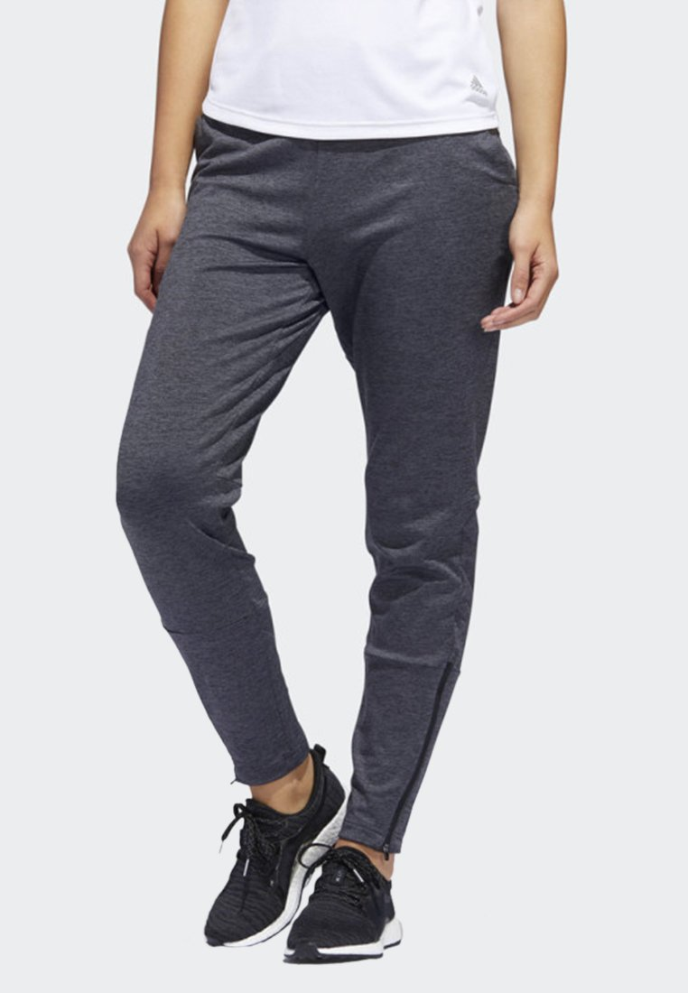 adidas Performance - ASTRO JOGGERS - Tracksuit bottoms - black/grey