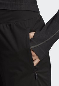 adidas Performance - XPERIOR TRACKSUIT BOTTOMS - Broek - black - 3