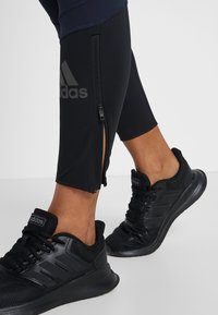 adidas Performance - HOW WE DO - Collants - legend ink - 6