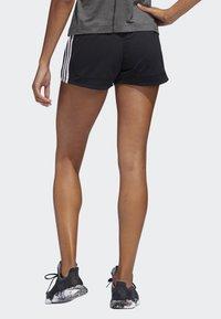 adidas Performance - PACER SHORTS - Urheilushortsit - black - 1