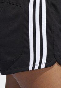 adidas Performance - PACER SHORTS - Urheilushortsit - black - 4