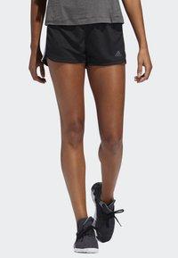 adidas Performance - PACER SHORTS - Urheilushortsit - black - 0