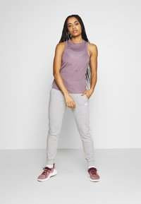 adidas Performance - BLOCK PANT - Joggebukse - grey - 1