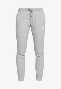 adidas Performance - BLOCK PANT - Joggebukse - grey - 3