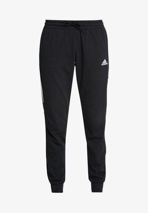 BLOCK PANT - Spodnie treningowe - black