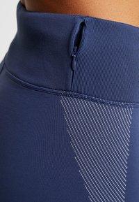 adidas Performance - PRIMEKNIT - Tights - tech indigo/grey - 3