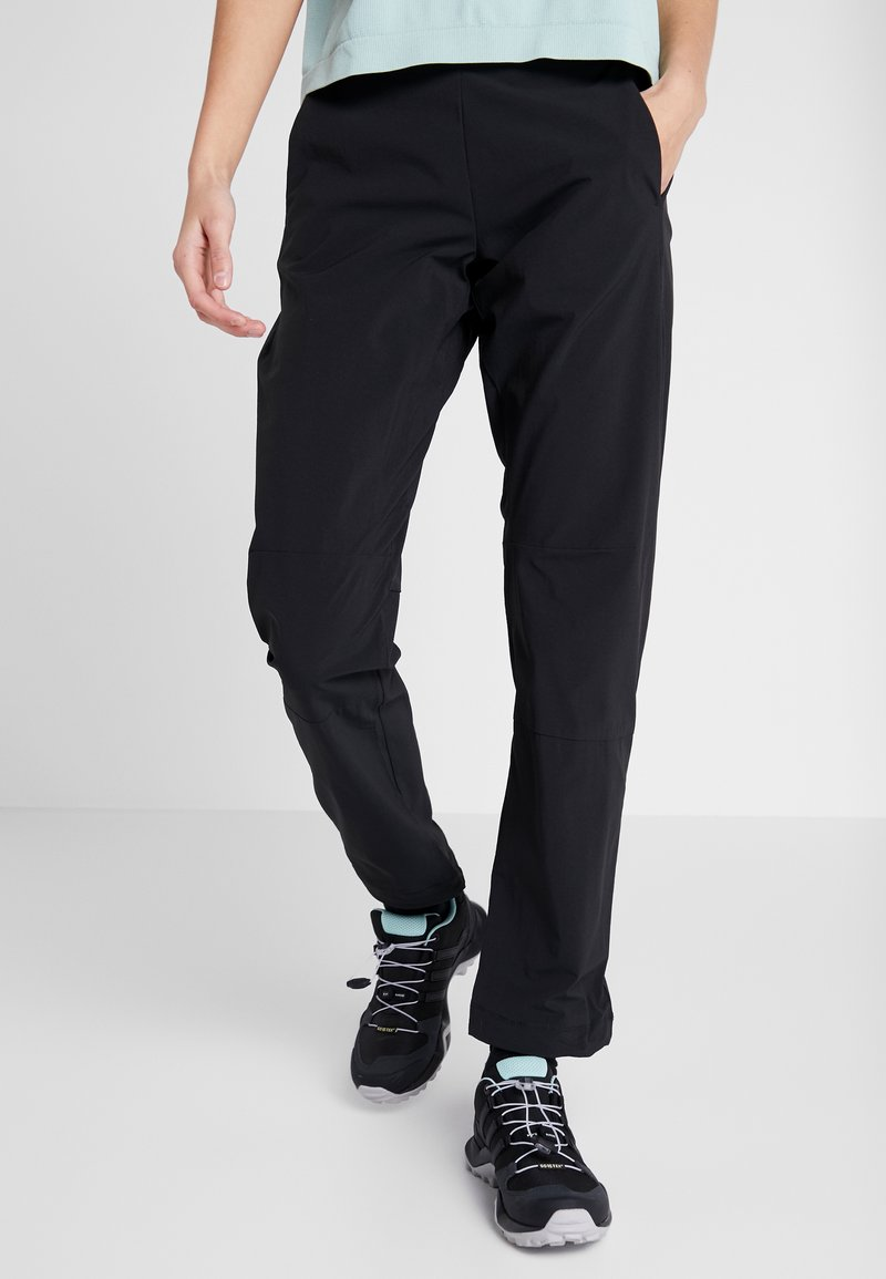 adidas Performance - TERREX LITEFLEX  - Broek - black