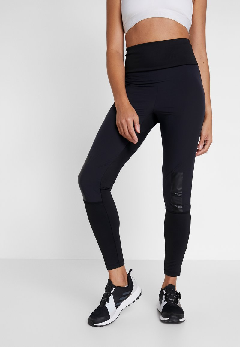 adidas Performance - TERREX FELSBLOCK  - Tights - black