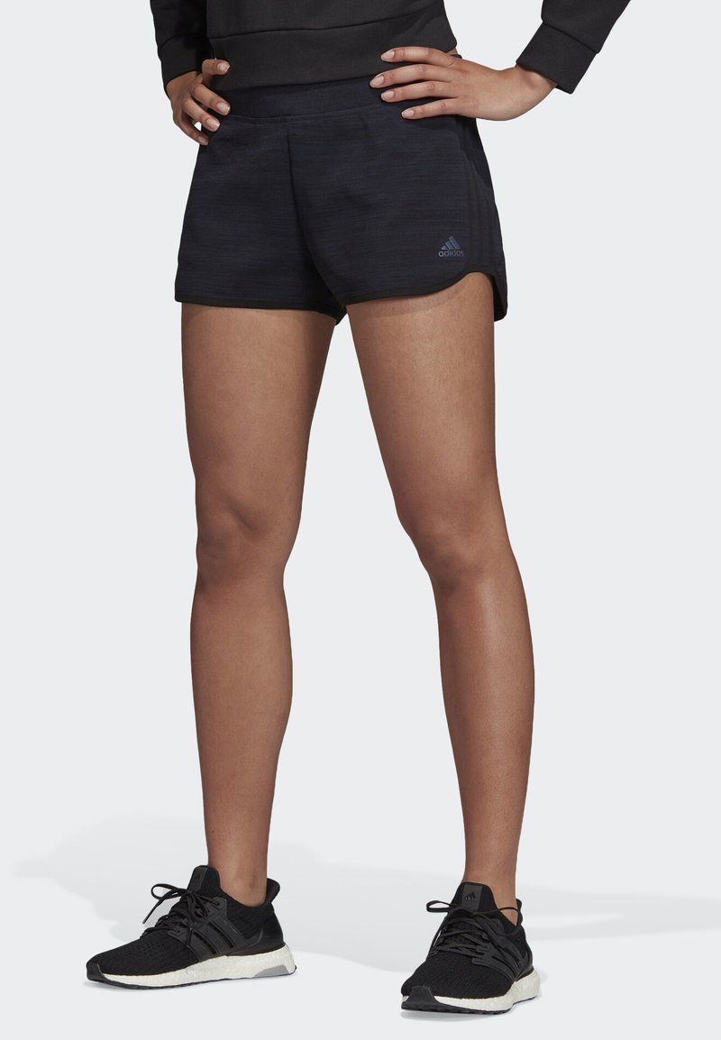 adidas Performance - MARATHON 20 PRIMEKNIT HD SHORTS - kurze Sporthose - blue/black