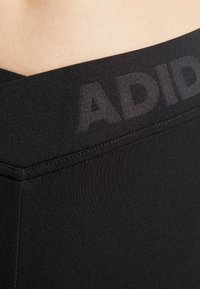 adidas Performance - ASK TEC  - Tights - black/white - 5