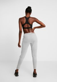 adidas Performance - Pantalones deportivos - solid grey/raw white - 2